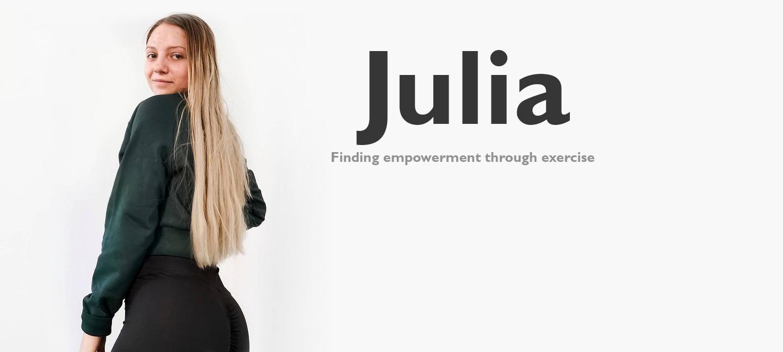Intervju med Julia